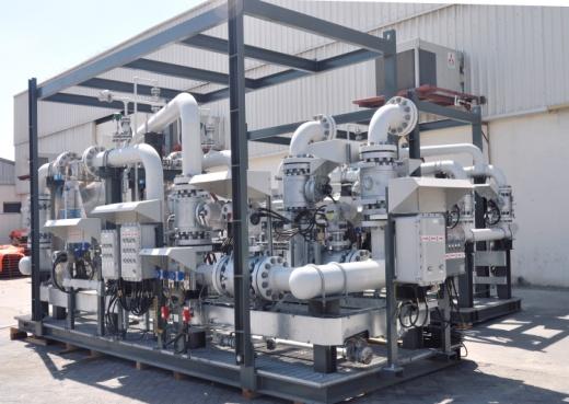 Liquid Flow Metering Loops Automation